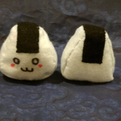 Kawaii Plushies Rice Balls
