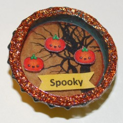 Spooky Halloween Pumpkin Tree