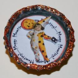 Vintage Halloween Clown 2