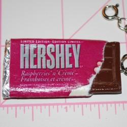 Open Hershey's Rasberry Bar Charm