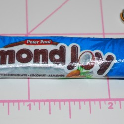 Almond Joy Candy Bar Charm
