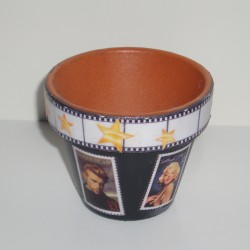Movie Starter Planter