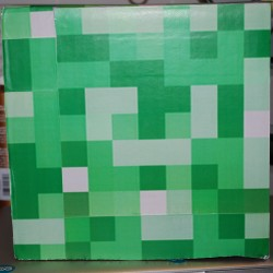 MC - Creeper Back