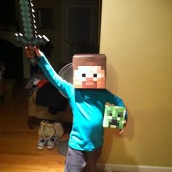 Nate MineCraft