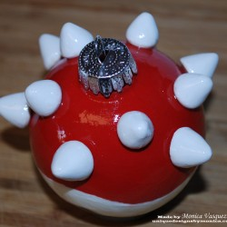 Super Mario Bros - Spiny (top)