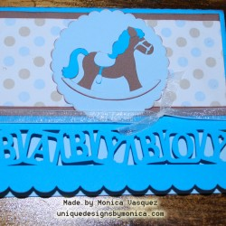 Rocking Horse Baby Card2