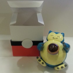 Snorlax with Poke Box