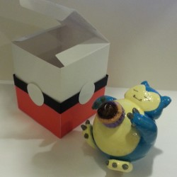 Snorlax with Poke Box2