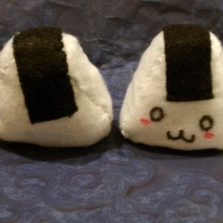 Kawaii Plushies Rice Balls 2