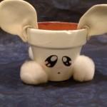 Bunny Starter Pot