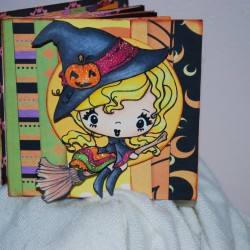 Witchy Woman Mini Album (Cover)