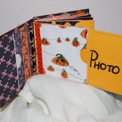 Witchy Woman Mini Album (Photo Pocket)