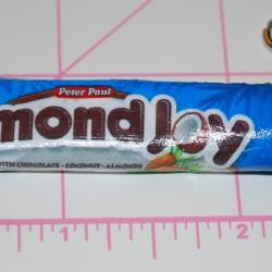 Almond Joy Candy Bar Charm
