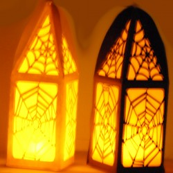 Spider Lanterns 2