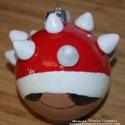 Super Mario Bros - Spiny (back)
