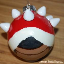 Super Mario Bros - Spiny (front)