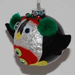 Red-Green Penguin