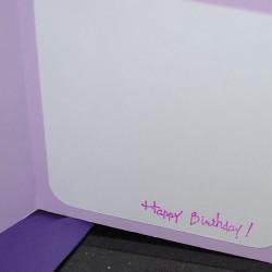 Happy Birthday Princesses - Inside
